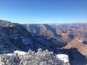 Grand canyon blog au pair usa