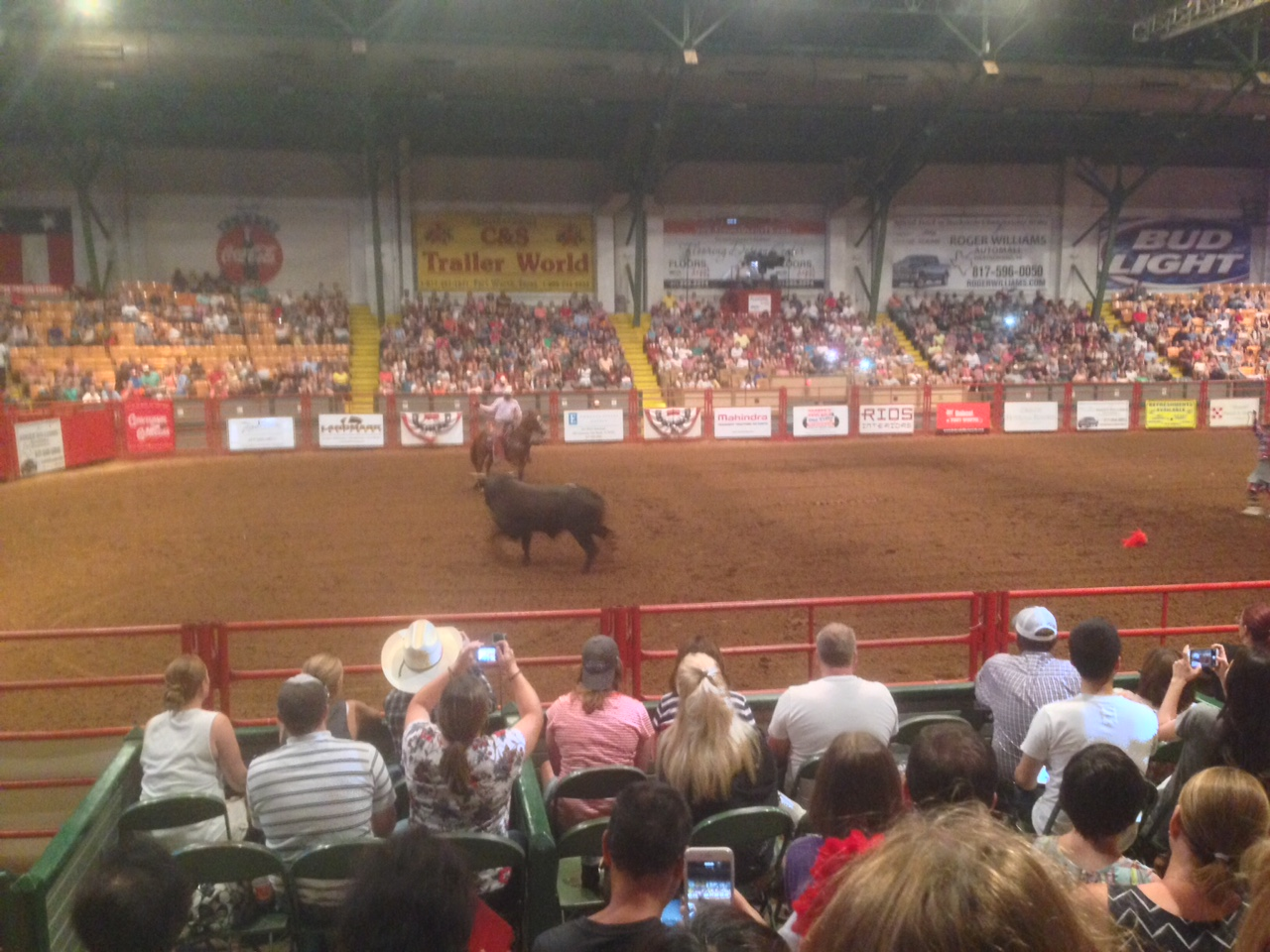 Fort Worth Stockyards Bienvenue Chez Les Cowboys