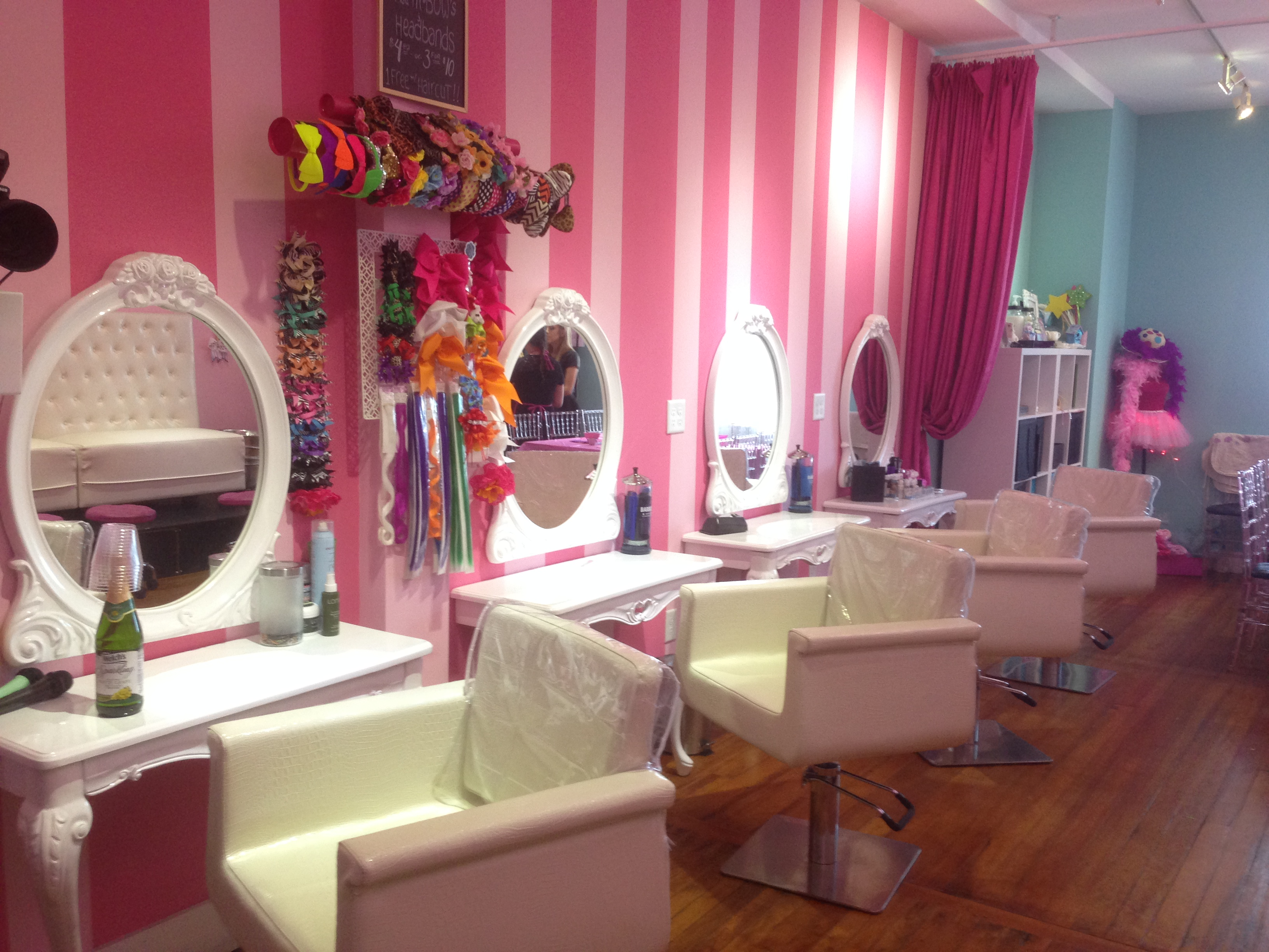 salon de coiffure usa