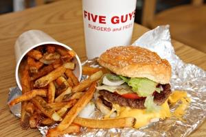 Fastfood.five.au.pair.blog