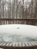 Snowzilla viens de commancer